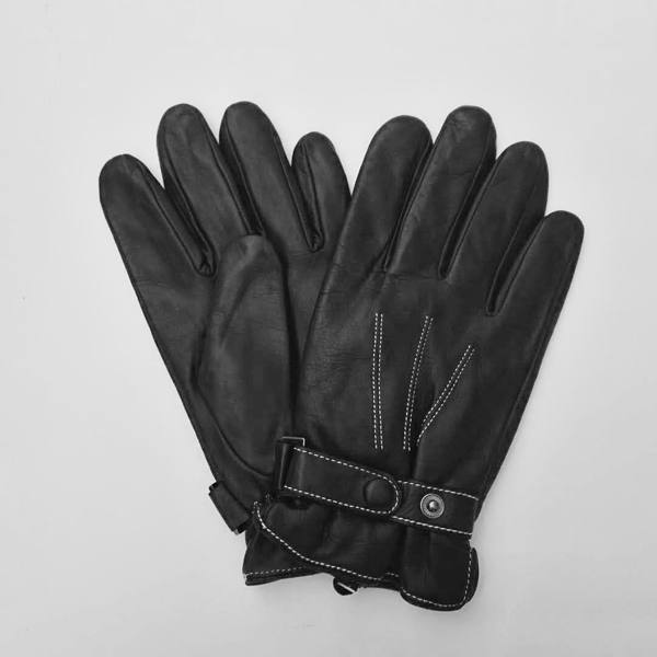 Fashion leather glove
